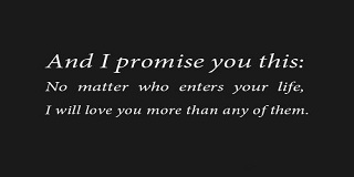I Will Always Love You Quotes Gorgeous Promise I Will Always Love You Forever Quotes
