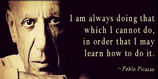 Famous quotes by pablo picasso