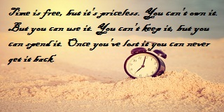 Quotes About Time Passing New Quotes About Time Passing Too Fast  Don't Waste Time