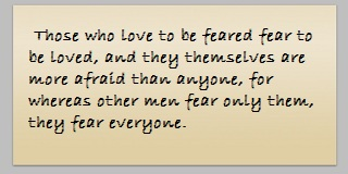 Quotes about being scared to fall in love