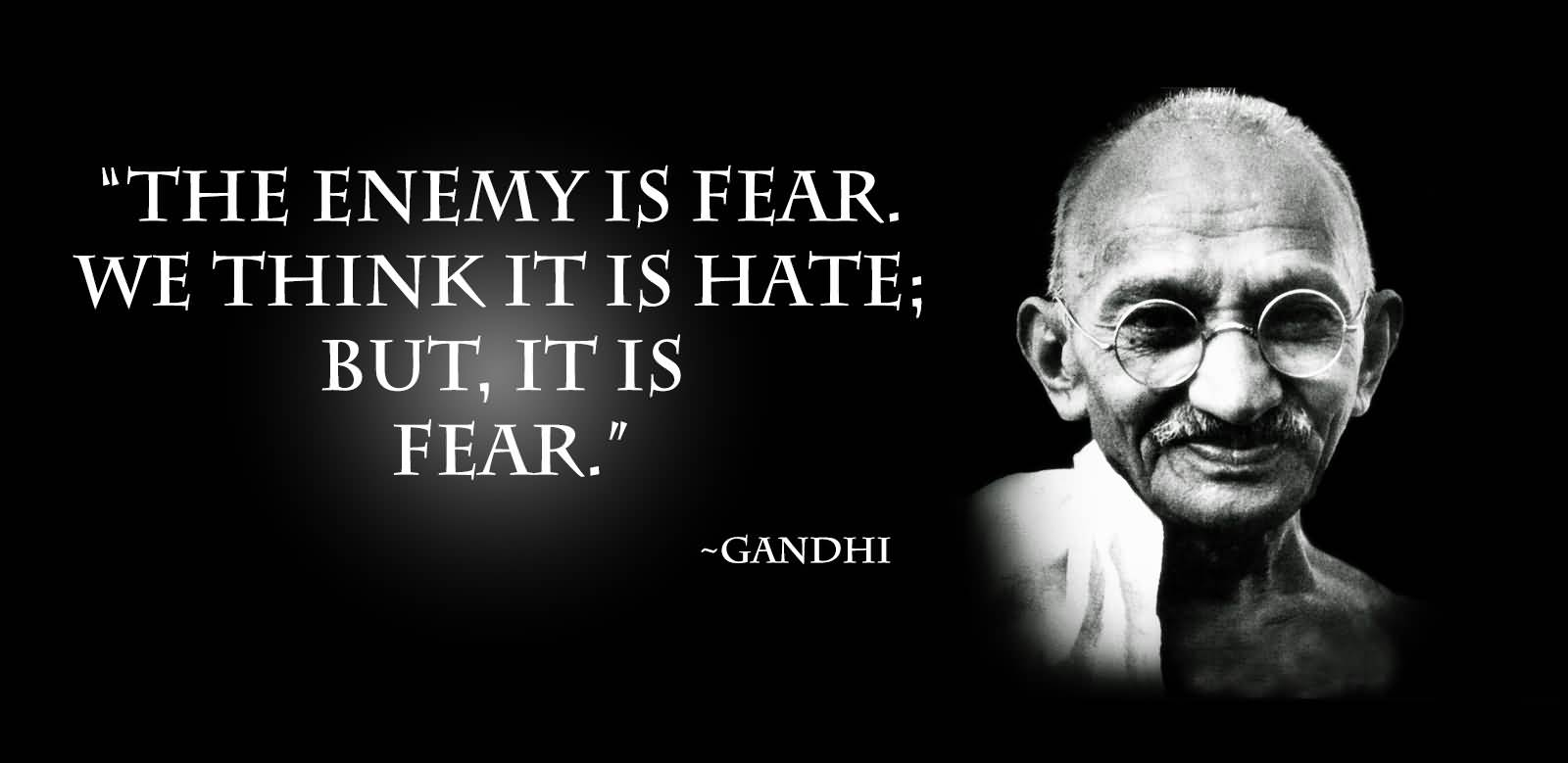 Famous Gandhi Quotes About Love, Life And Family
