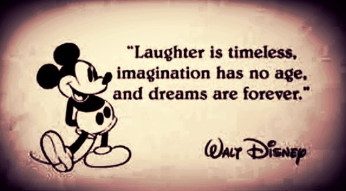 Imagination quotes disney