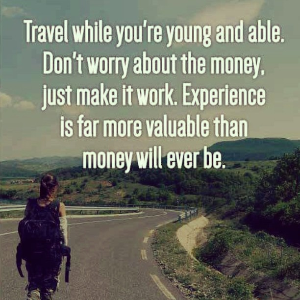 travel quotes friends
