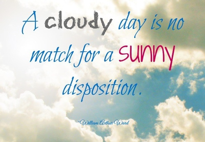 Sunny Day Quotes
