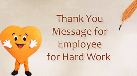 thank you for your hard work quotes